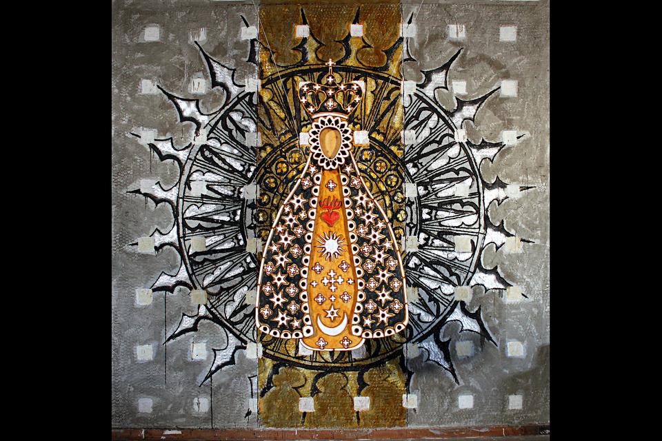 Madonna of Winslow (2012) - Dan Lutzick
