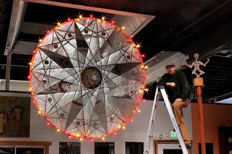 Silver Mandala (1996) - Dan Lutzick