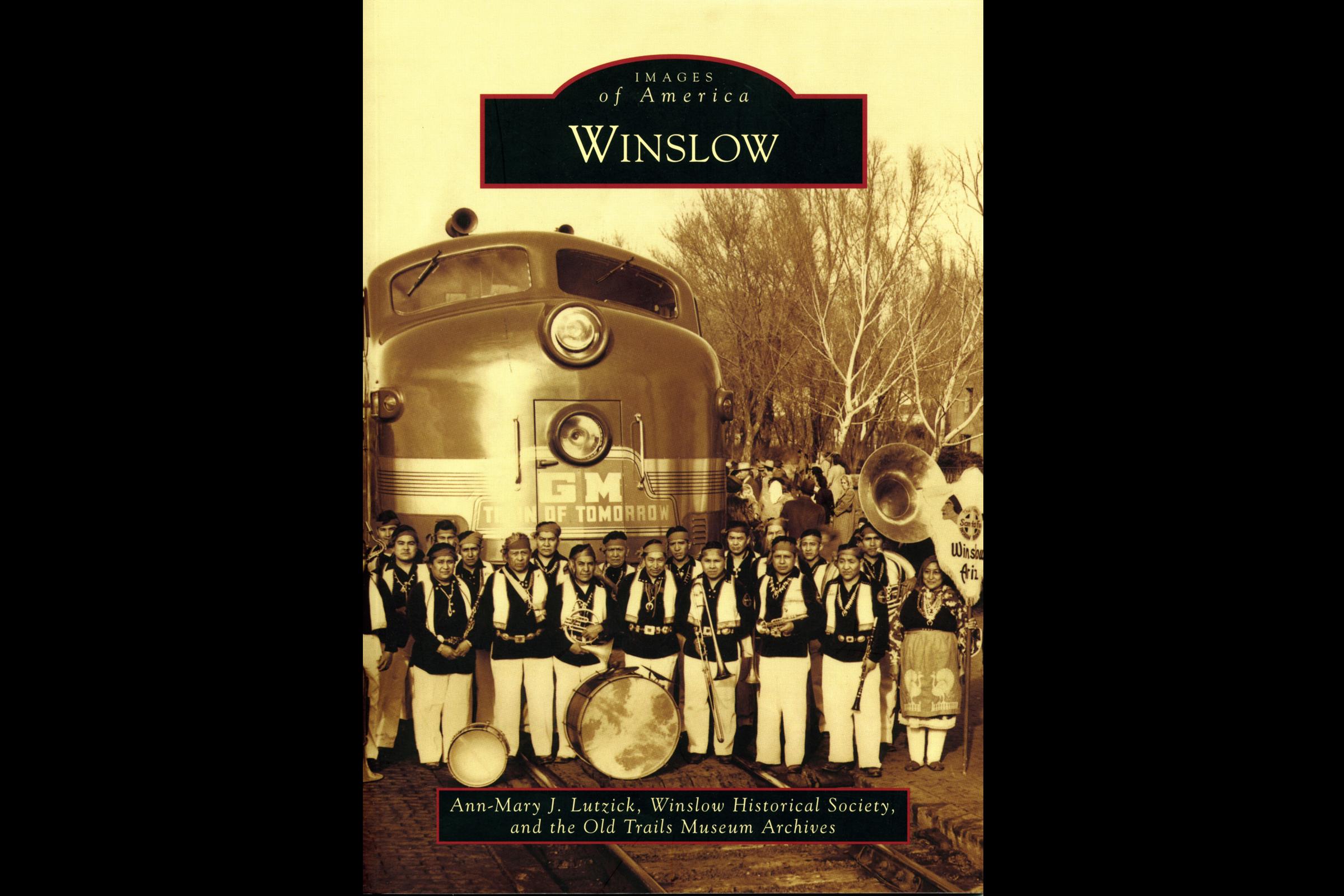 Winslow's Arcadia book